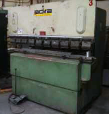Press brake CNC for sale
