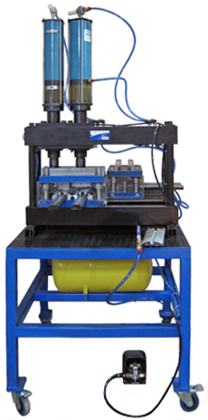 Portable Air Punch Press