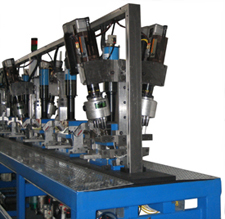 PLC Gangbuster - Aluminum Extrusion Punching