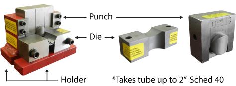 tube notcher diagram