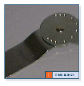 Multi Step Metal Orthotic Hinge