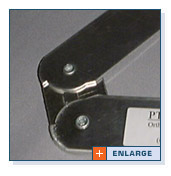 One Step Orthotic Hinge